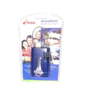 NEW kidde Access Point Store A Key